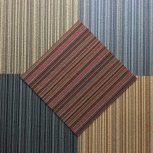 thảm tấm kẻ sọc