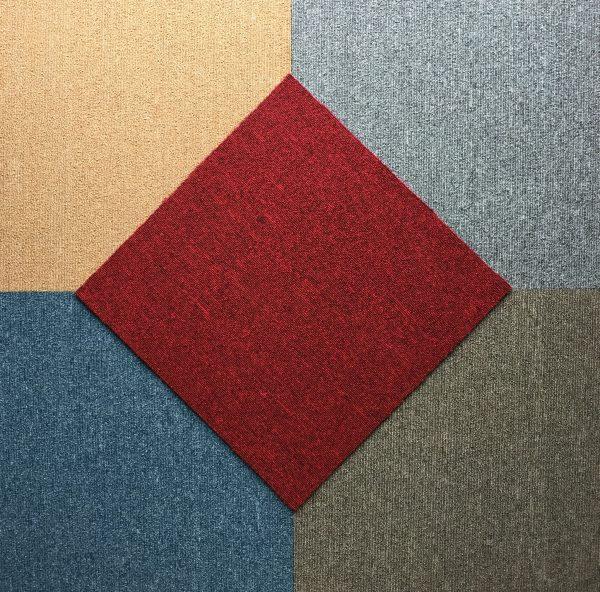 thảm tấm đế cao su