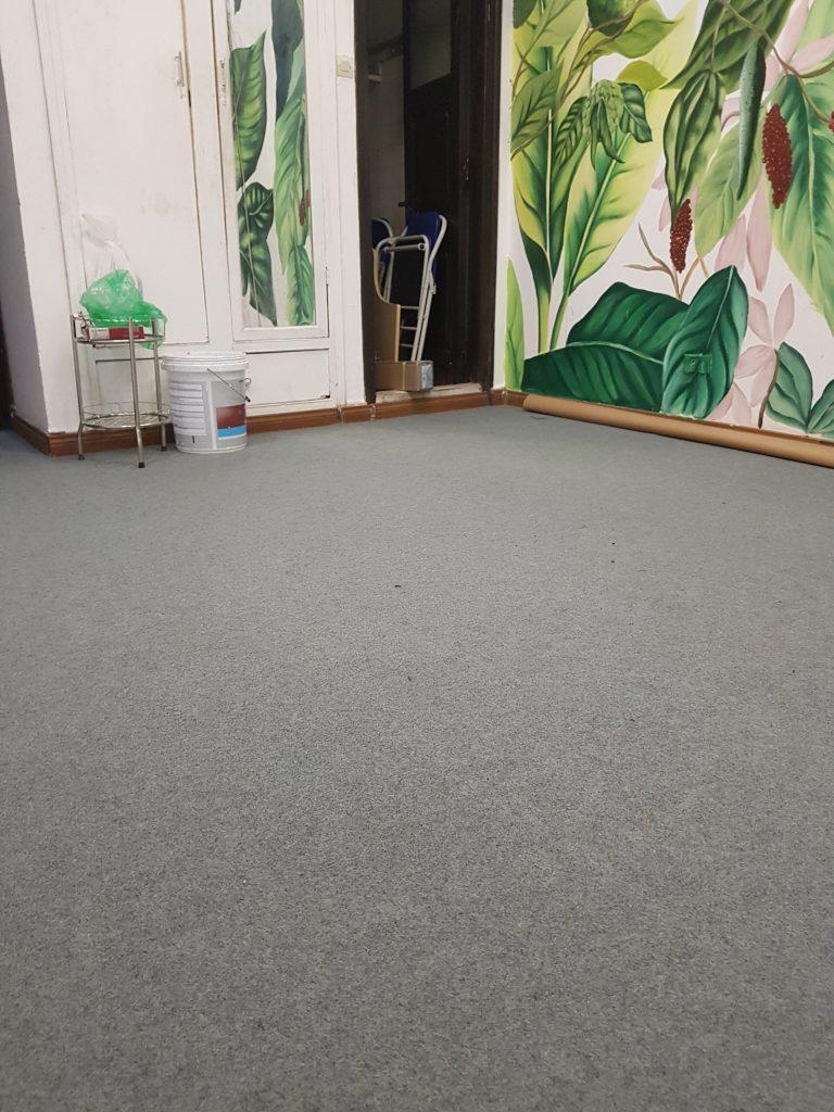 Thảm trải sàn nhà thu hút hấp dẫn