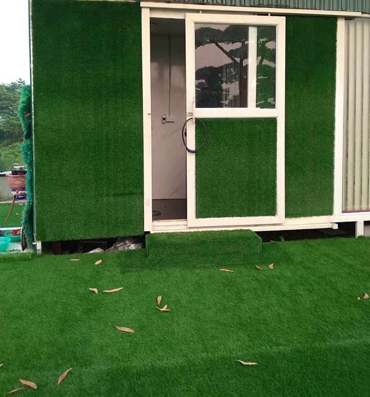 Báo giá thảm cỏ nhân tạo giá rẻ nhất tại Hà Nội